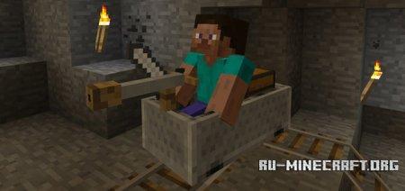 Скачать Improved для Minecraft PE 1.0.0