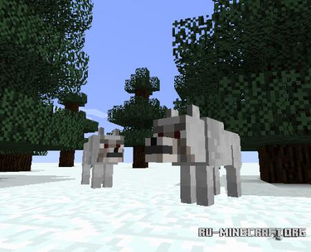Скачать Ender Zoo для Minecraft 1.10.2