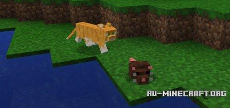 Скачать Mouse для Minecraft PE 1.0.0