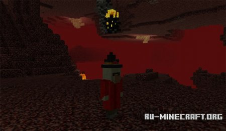 Скачать Elemental Witches для Minecraft PE 1.0.0