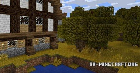Скачать Autumn [32x32] для Minecraft PE 1.0.0