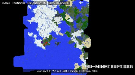 Скачать Mapwriter 2 для Minecraft 1.11