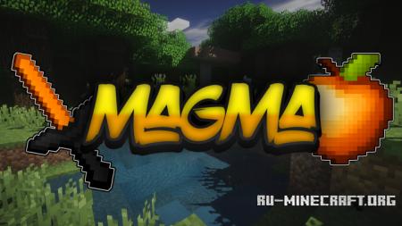 Скачать Magma Ressource [32x] для Minecraft 1.11