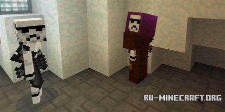 Скачать Mine Wars для Minecraft PE 1.0