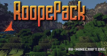 Скачать RoopePack [64x] для Minecraft 1.11