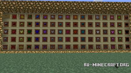 Скачать Colorful Armor для Minecraft 1.9