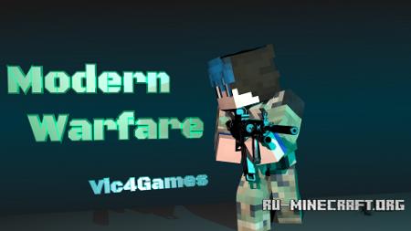 Скачать Vic's Modern Warfare для Minecraft 1.9.4