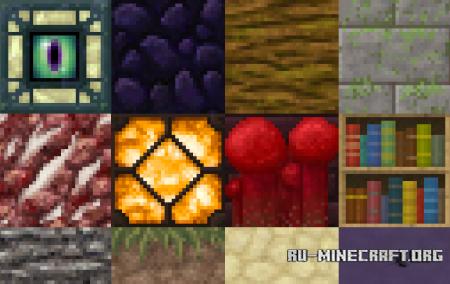 Скачать Lithos [32x] для Minecraft 1.5.2