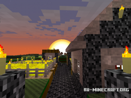 Скачать DecentCraft [16x] для Minecraft 1.5.2