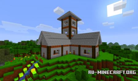 Скачать MysticalTextures [128x] для Minecraft 1.6.4