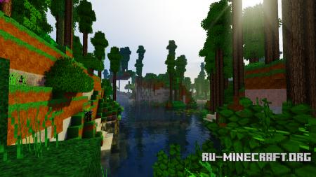 Скачать MeineKraft Season [64x] для Minecraft 1.7.10