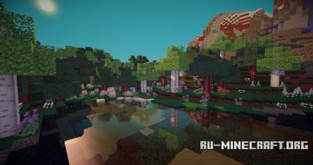 Скачать Glendale [16x] для Minecraft 1.8