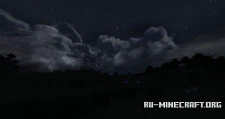 Скачать Dramatic Skys [16x] для Minecraft 1.9