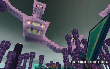 Скачать Triton - HD Cartoon [128x] для Minecraft 1.10
