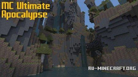 Скачать MC Ultimate Apocalypse [16x] для Minecraft 1.11