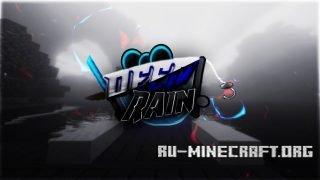 Скачать Deep Rain [256x] для Minecraft 1.11