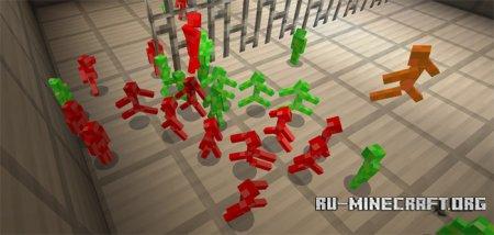 Скачать Toy Soldier для Minecraft PE 1.0
