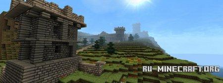 Скачать JohnSmith [32x] для Minecraft 1.6.4