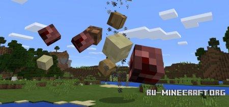 Скачать Mine-Tornado для Minecraft PE 1.0