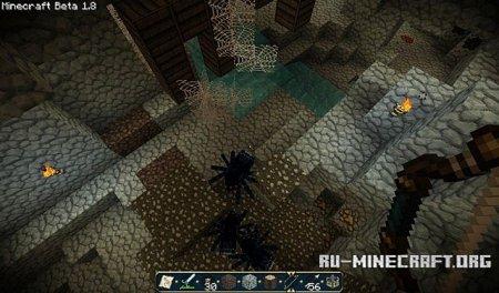 Скачать DokuCraft [32x] для Minecraft 1.7.10