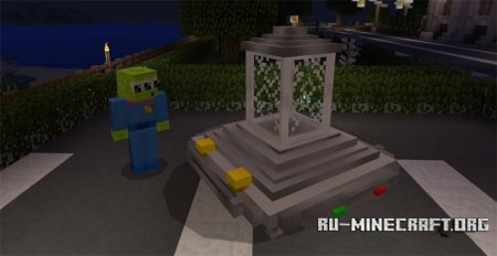 Скачать UFO для Minecraft PE 1.0