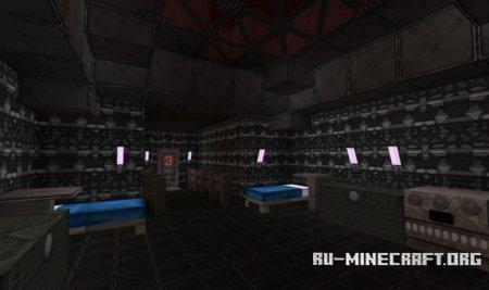 Скачать Cyberghostde's HD [64x] для Minecraft 1.8