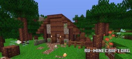 Скачать Quadral [16x] для Minecraft 1.9