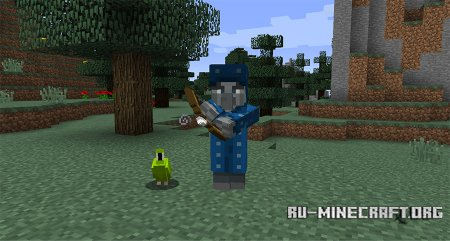 Иллюзионист скриншот 1 в Minecraft 1.12