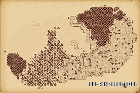 Скачать Antique Atlas для Minecraft 1.9.4