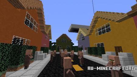 Скачать Earth's End для Minecraft