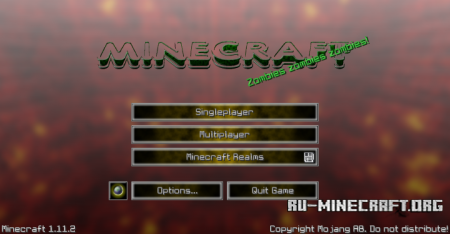 Скачать Reteline [32x] для Minecraft 1.11