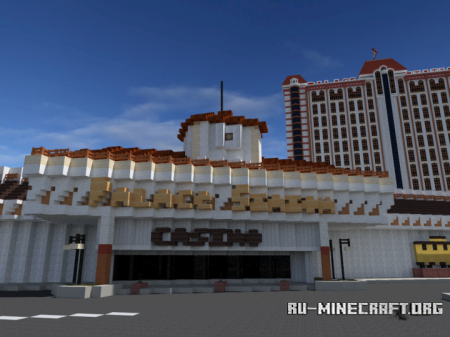 Скачать Palace Station Casino - Las Vegas для Minecraft