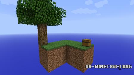 Скачать SkyBlock для Minecraft