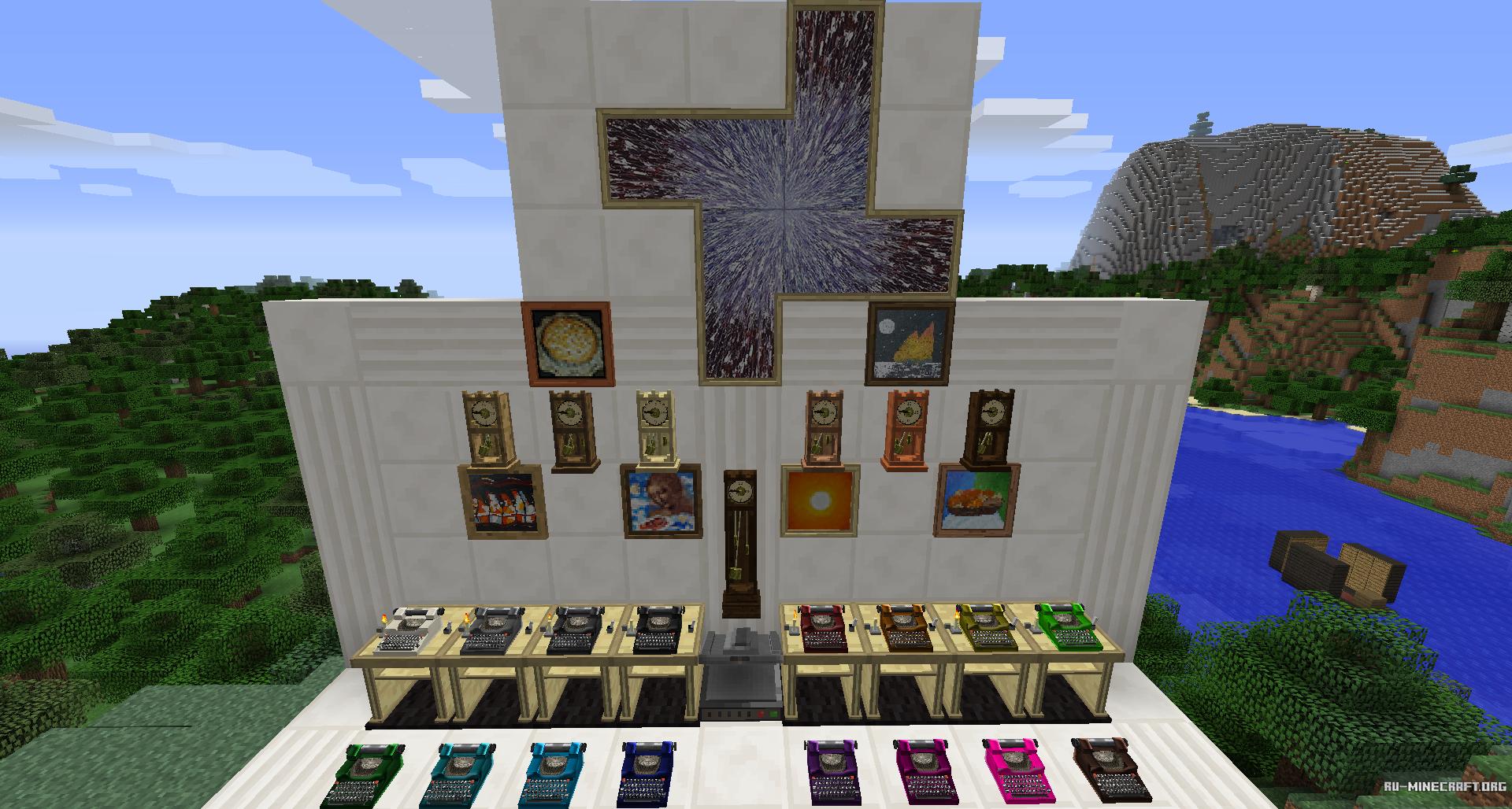 Скачать bibliocraft для minecraft 1. 12.