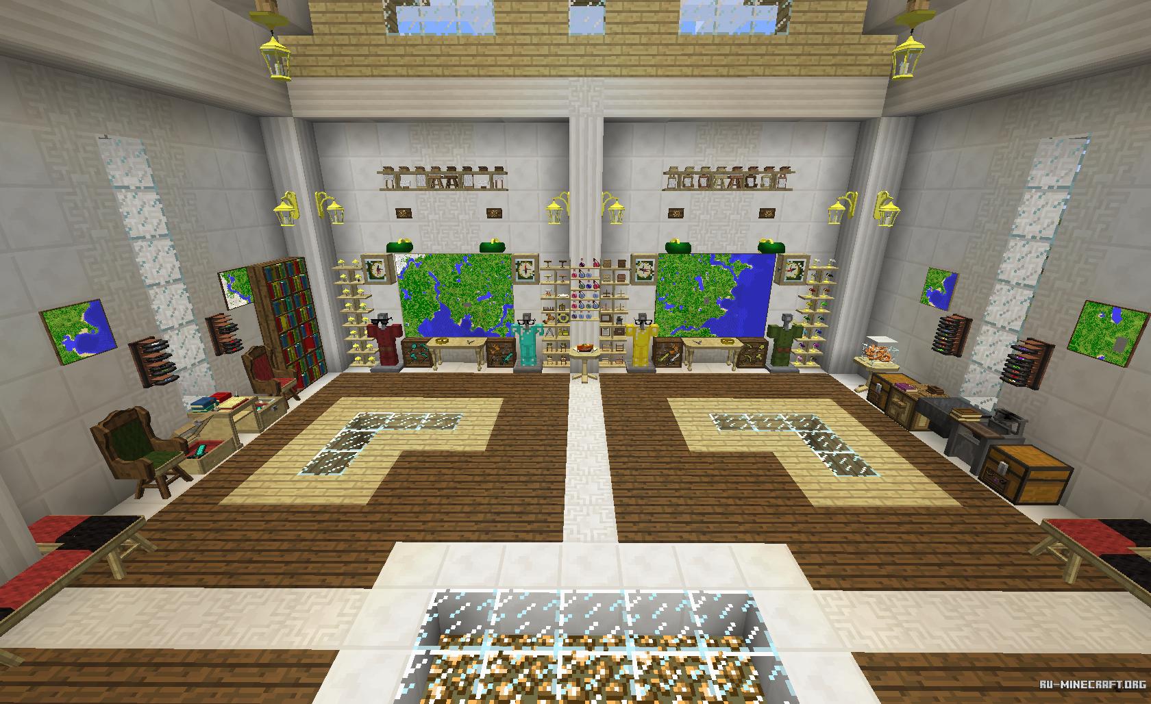 Скачать bibliocraft мод на мебель и декор 1. 12. 2, 1. 12, 1. 11. 2.
