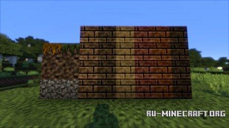 Скачать Sharpened [16x] для Minecraft 1.11