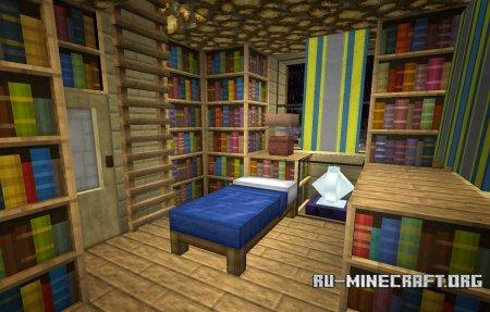 Скачать Lithos:Core [32x] для Minecraft 1.12