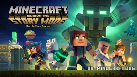 Скачать Minecraft: Story Mode Season 2 Episode 1 Торрент