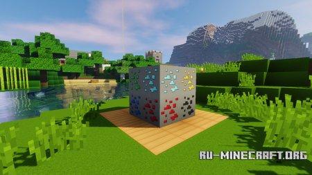 Скачать Firewolf [128x] для Minecraft 1.12