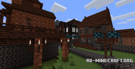 Скачать Wolfhound [64x] для Minecraft 1.12
