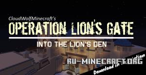 Скачать Operation Lion's Gate для Minecraft