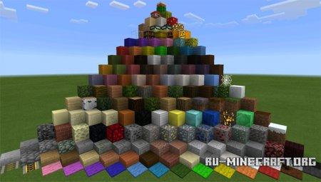 Скачать Faithful [64x64] для Minecraft PE 1.1