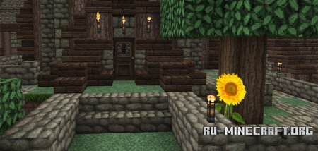 Скачать JimStoneCraft [32x32] для Minecraft PE 1.1