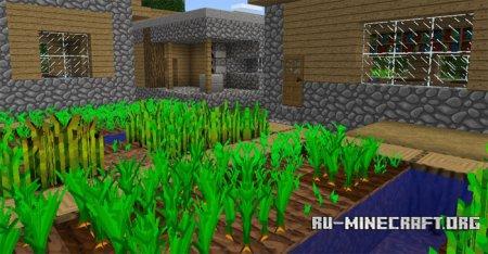 Скачать Canvas [128x128] для Minecraft PE 1.1