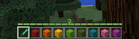 Скачать Experience Creative Visible для Minecraft PE 1.1