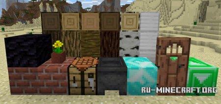 Скачать Minecraft 1.13 Textures (Concept) Minecraft PE 1.1