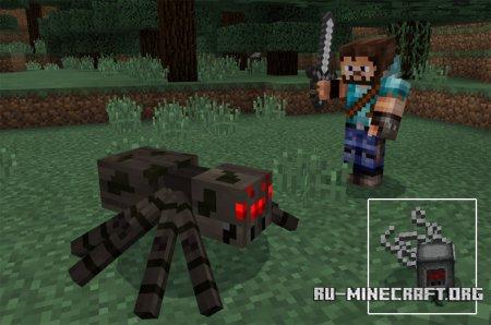 Скачать Mob Throphies для Minecraft PE 1.1