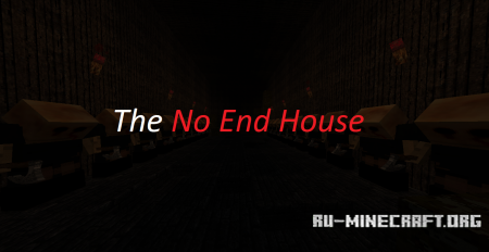 Скачать The No End House для Minecraft