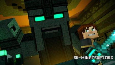 Minecraft Story Mode Season 2 Episode 2 скриншот 3