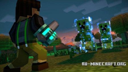 Minecraft Story Mode Season 2 Episode 2 скриншот 2